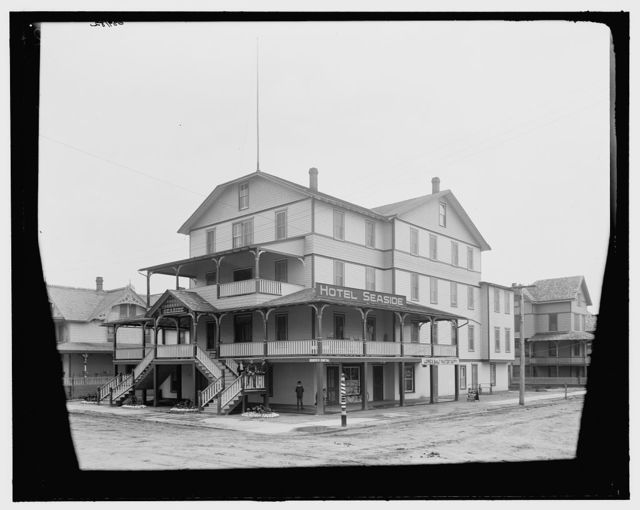 [Wildwood, N.J., Hotel Seaside]