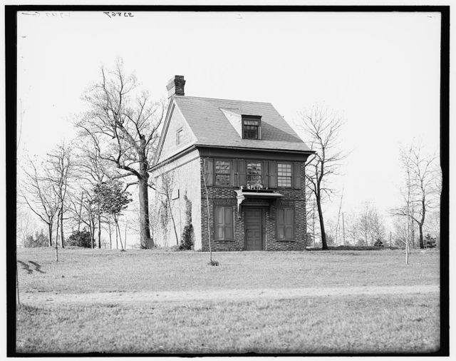 [William Penn cottage (Letitia Street House), Philadelphia, Pa.]