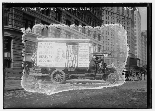 Wilson Women's Campaign Auto.