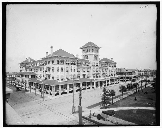 [Windsor Hotel, Jacksonville, Florida]
