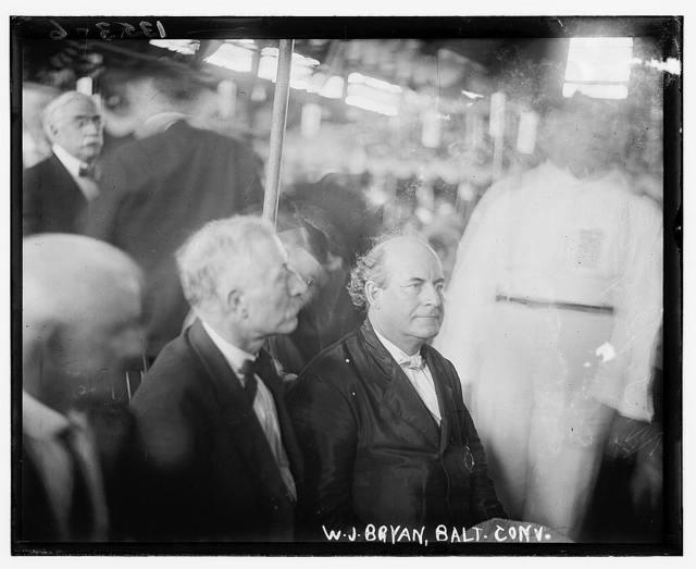W.J. Bryan, Balto. Conv.