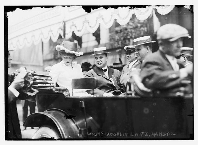 Wm. McLaughlin & wife, Kansas