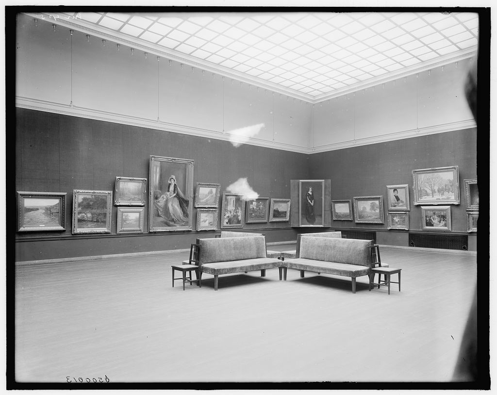 [Worcester Art Museum and Picture Gallery, Worcester, Mass.]