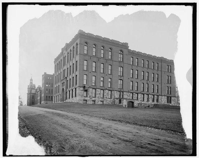 [Worcester Polytechnic Institute, Salisbury Laboratories, Worcester, Mass.]