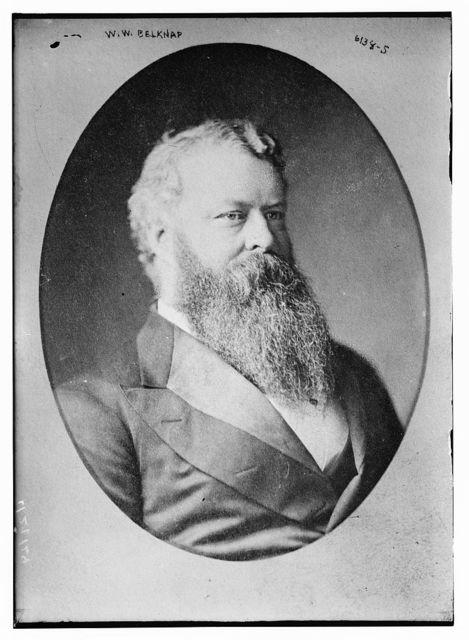 W.W. Belknap