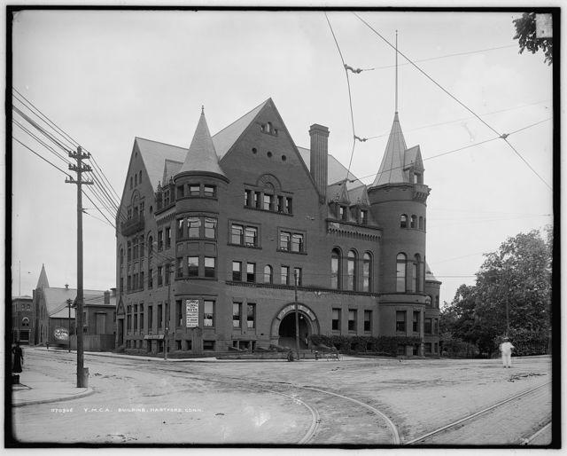 Y.M.C.A. building, Hartford, Conn.