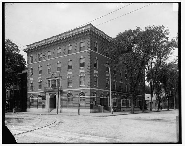 Y.W.C.A, Lowell, Mass.
