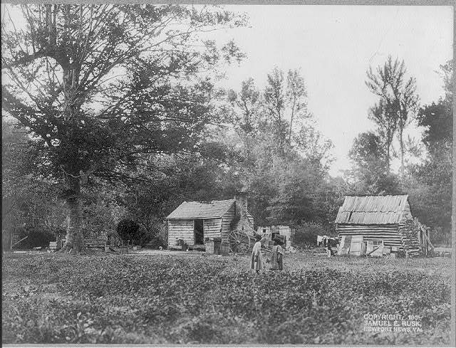 A Home in Dixie