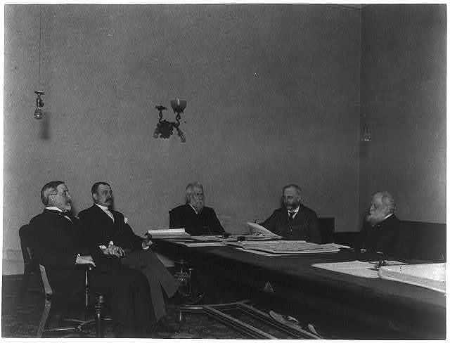 American Security Trust Co., Washington, D.C., 1901 - directors' meeting