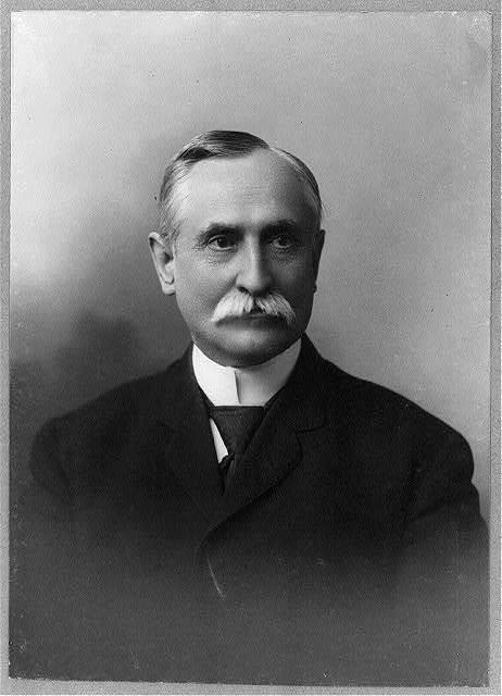 Calvin Augustine Frye, 1845-1917