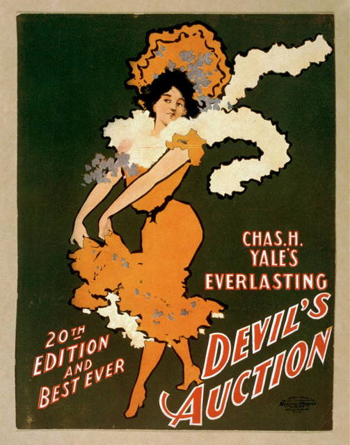 Chas. H. Yale's everlasting Devil's auction 20th edition and best ever.