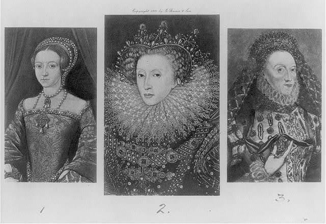 Elizabeth I, Queen of England, 1533-1603