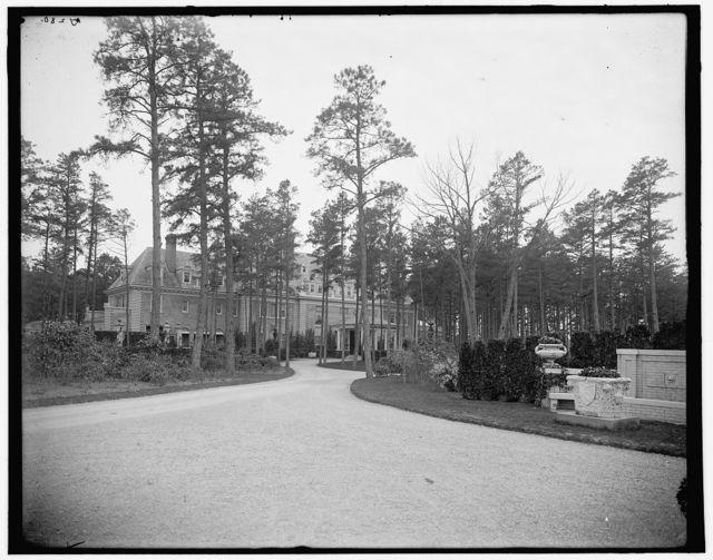 Georgian Court, Lakewood, N.J.