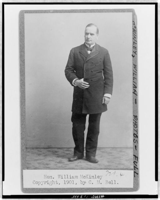 Hon. William McKinley
