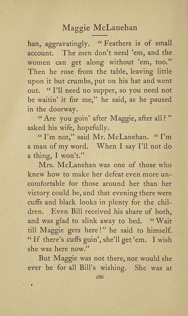 Maggie McLanehan,