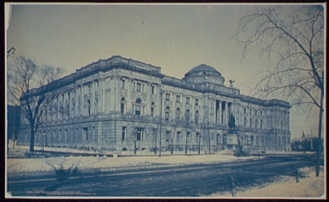 New Public Library, Milwaukee, Wis.