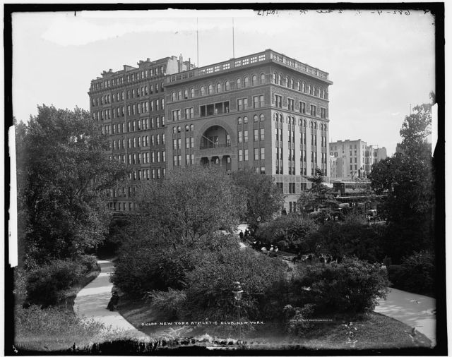 New York Athletic Club, New York