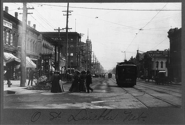 O. Street, Lincoln, Neb.