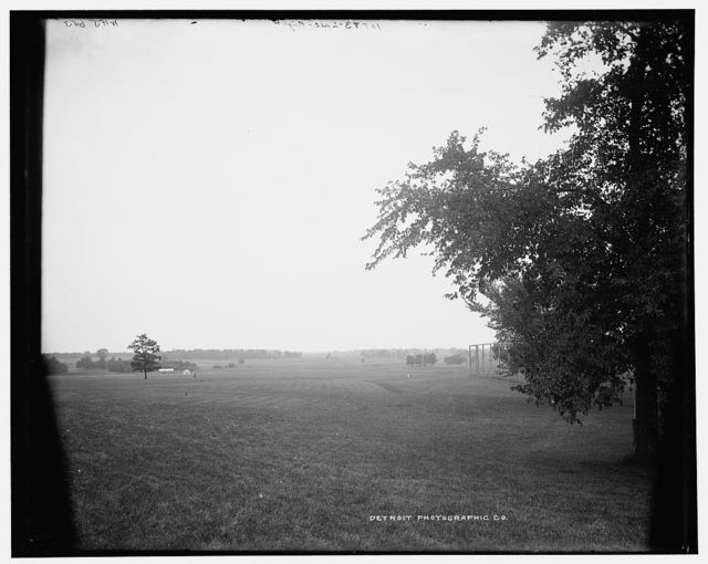Owensia [i.e. Onwentsia] Golf Club, Lake Forest, Ill.