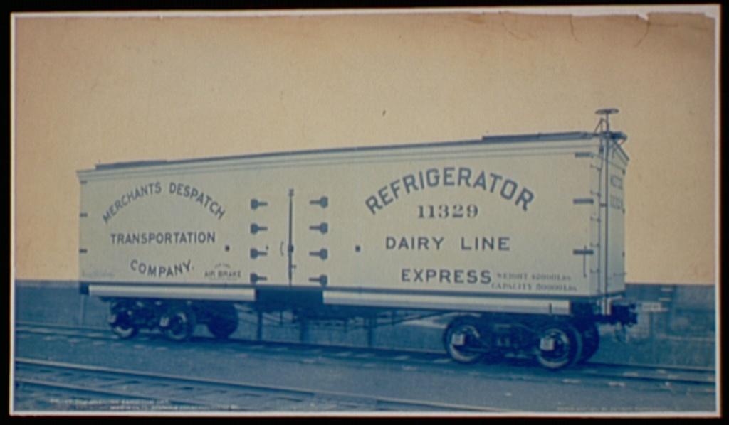 Pan-American Exhibition Car. Exhibition Merchants. Despatch Transportation Co.