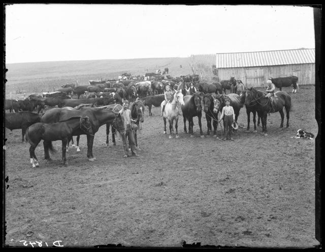 Ranch, Cherry County, Nebraska.