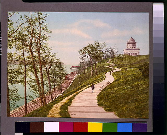Riverside Park and Grant's Tomb, New York