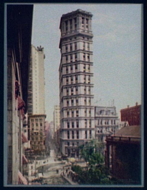 St. Paul Building, New York City
