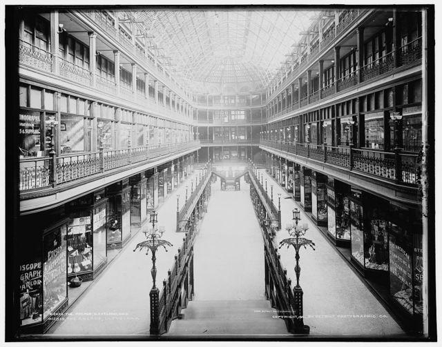 The Arcade, Cleveland