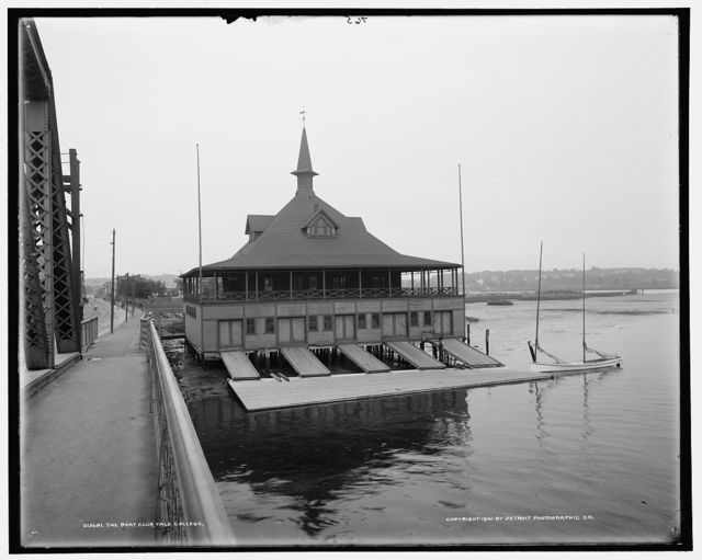 The Boat Club, Yale College
