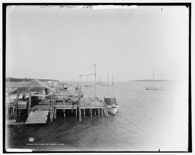 The Coast at Biloxi, Miss.