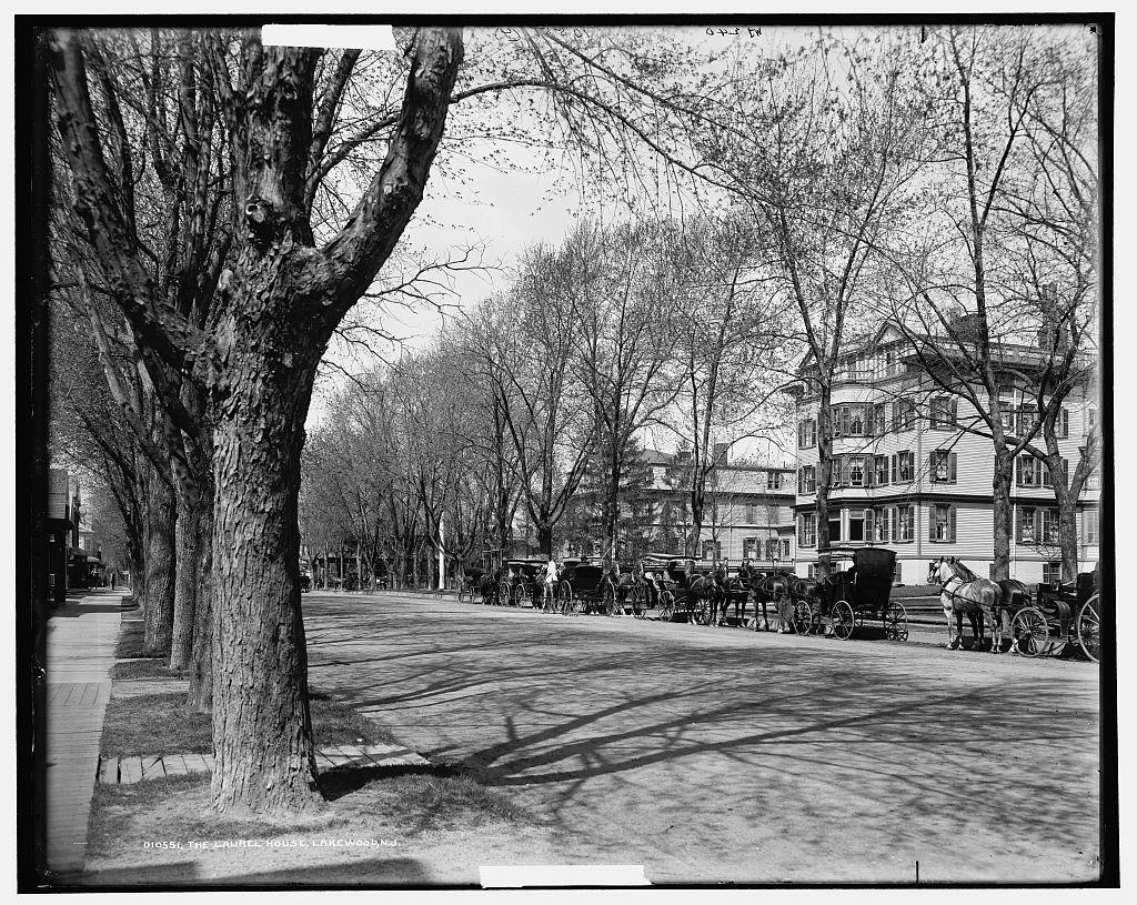The Laurel House, Lakewood, N.J.