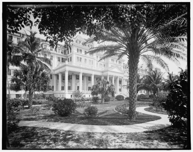 The Royal Poinciana, Palm Beach, Fla.