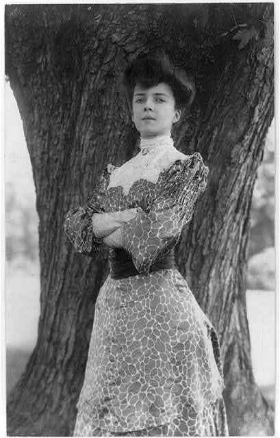 Alice (Roosevelt) Longworth, 1884-1980