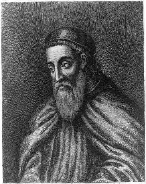 Amerigo Vespucci, 1451-1512