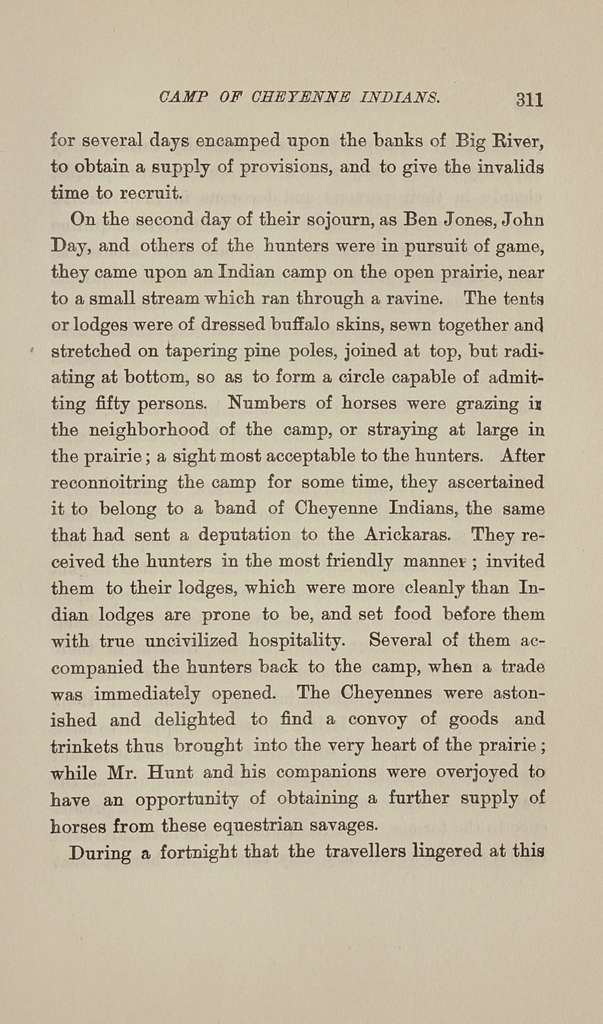 Astoria; or, Anecdotes of an enterprise beyond the Rocky Mountains,