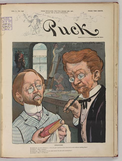 Enough / Frank A. Nankivell 1902.