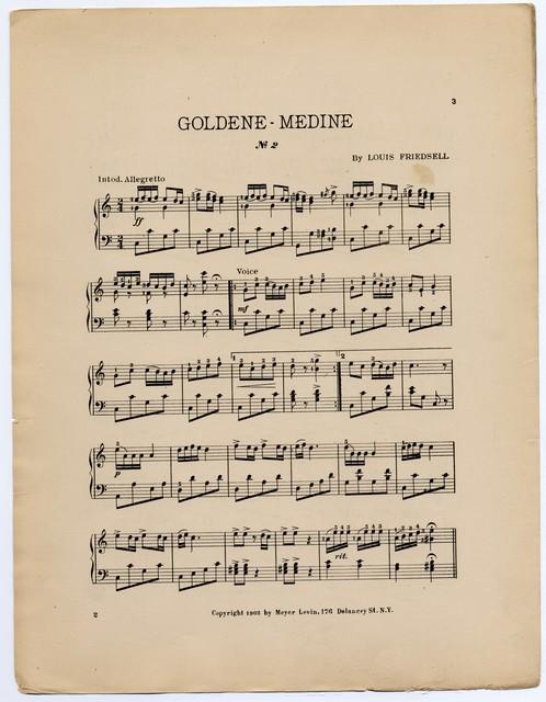 Goldene medine