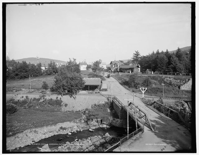 Haines Corners, Catskill Mountains, N.Y.