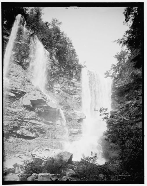Haines Falls, Catskill Mountains, N.Y.