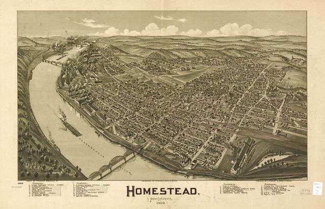 Homestead, Pennsylvania, 1902.