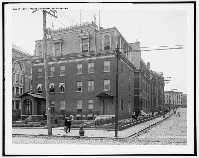 Johns Hopkins University, Baltimore