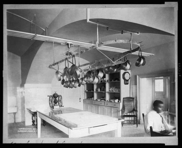 Kitchen, New White House