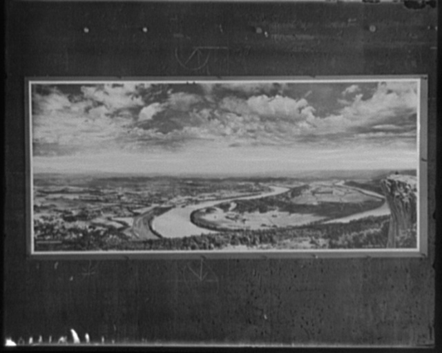 [Lookout Mountain, view from Point Lookout]