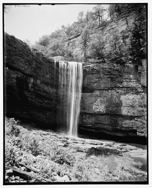 [Lulah Falls, Lookout Mountain, Tenn.]