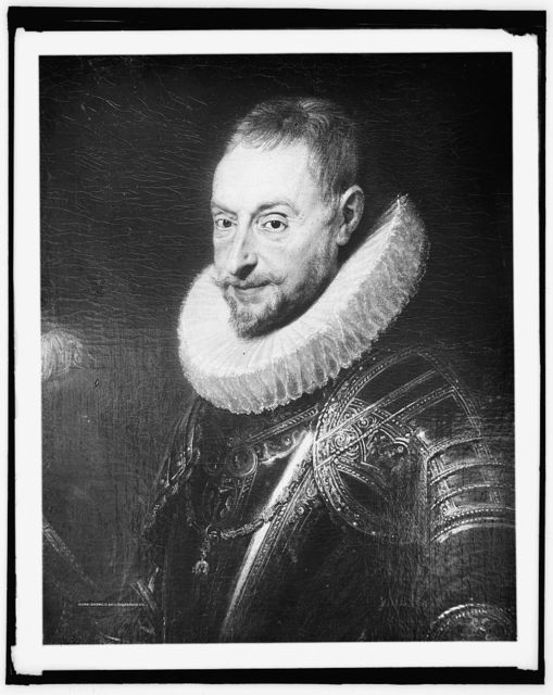 [Marquis Spinola, head-and-shoulders portrait]