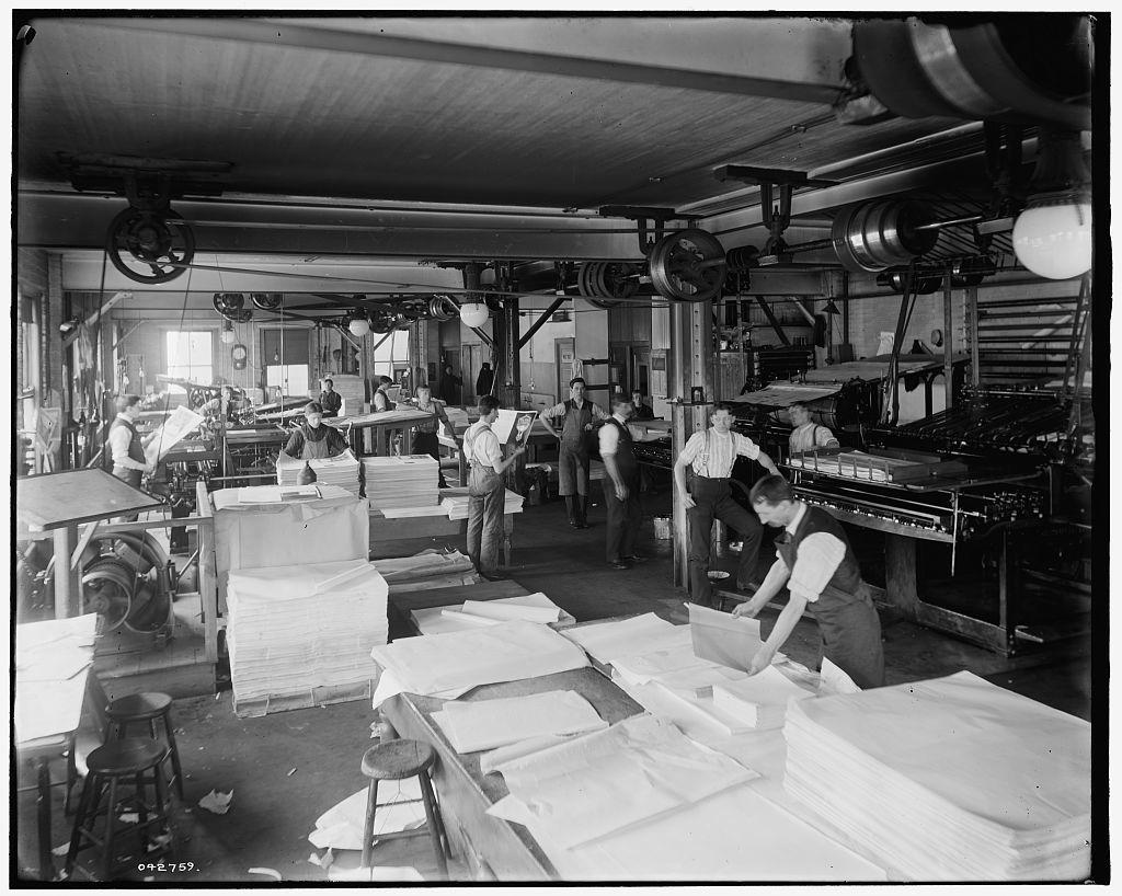 [Press, Richmond & Backus Co., Detroit, Mich.]