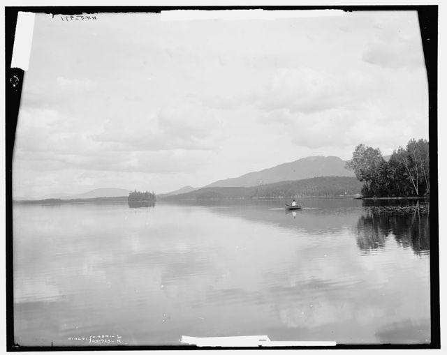 Round Lake, Adirondack Mountains