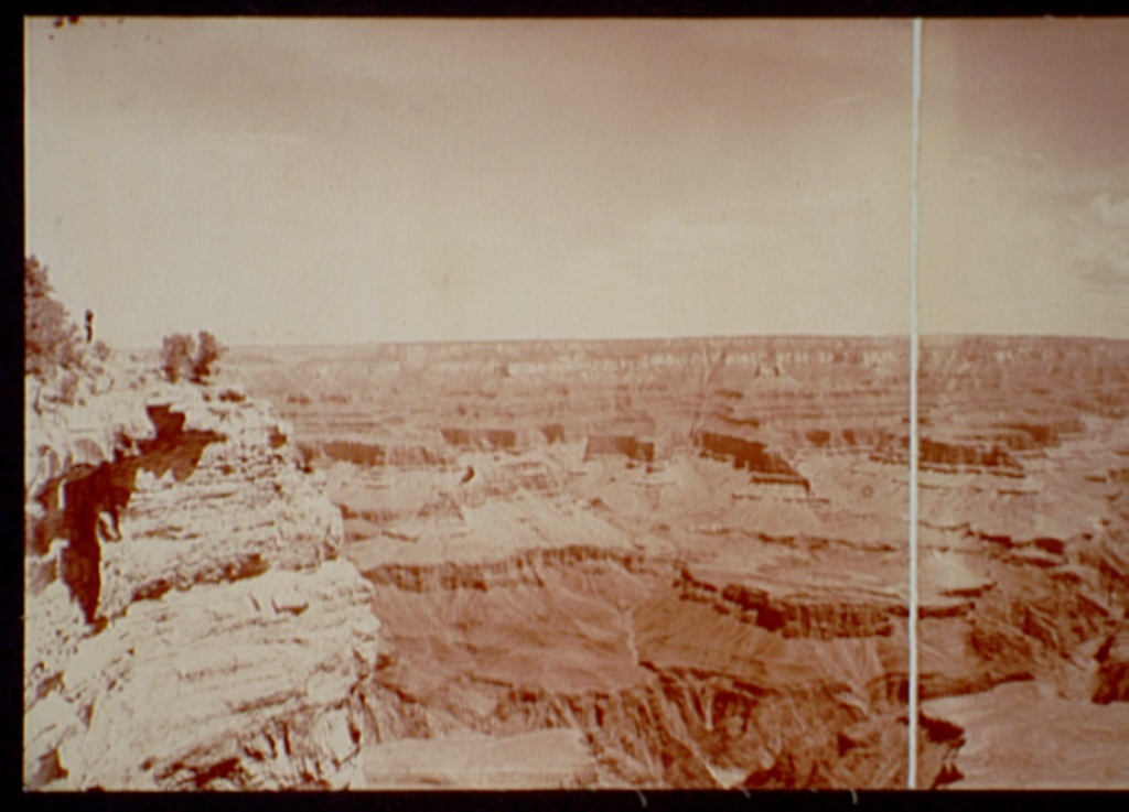 The Grand Canyon of Arizona from O'Neill Point