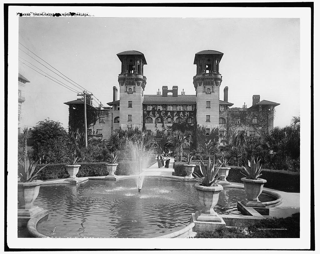 The [Hotel] Alcazar, St. Augustine, Fla.