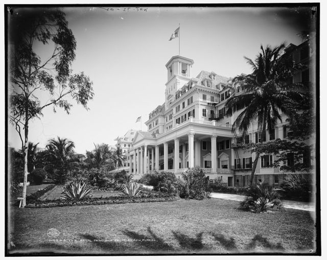The Royal Poinciana, Palm Beach, Florida